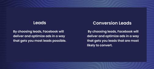 Leads vs Conversion Leads