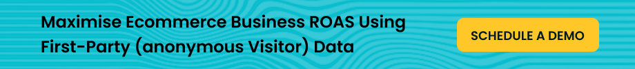 Maximise Ecommerce Business Roas Using First-Party (anonymous Visitor) Data
